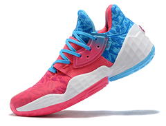 adidas Harden Vol. 4 'Pink/Blue/White'