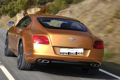 Bentley Continental GT 2003- Ремонт Задней Пневмоподвески