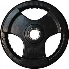 Диск обрезиненный DFC, чёрный, 51 мм, 2,5кг