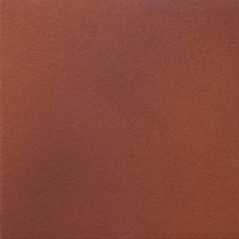 Stroeher - Keraplatte Terra 316 patrizierrot ofenbunt 240x240x12 артикул 1610 - Клинкерная напольная плитка