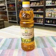 Асекеевское масло горчичное 0,5л