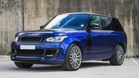 Обвес Kahn Design LE для Range Rover Vogue