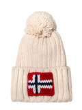 Napapijri шапка Semiury 3 бежевый