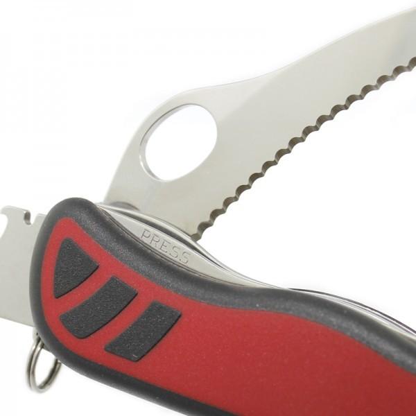 DUAL PRO red/black One-Hand Victorinox (0.8371.MWC)