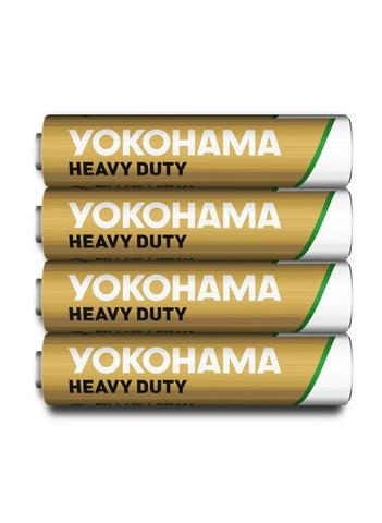 Батарейки Yokohama R03, AAA (4/60/1200)