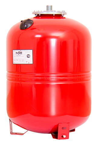 Расширительный бак Uni-Fitt 100 на опорах WRV100-U