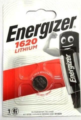 Элемент питания ENR CR1620 Lithium BL1 E300844002  1/10