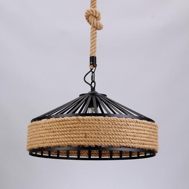 Подвесной светильник Rope by Light Room D30