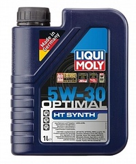 39000 LiquiMoly НС-синт. мот.масло Optimal HT Synth 5W-30 A3/B4 (1л)