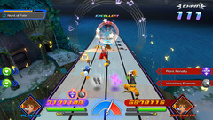 NS: Kingdom Hearts. Melody of Memory (русская документация)