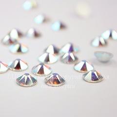 2088 Стразы Сваровски холодной фиксации Crystal AB ss30 (6,32-6,5 мм)