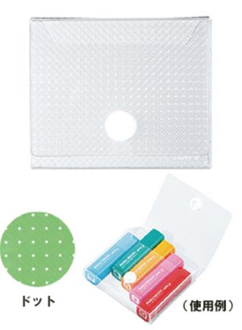 Футляр для пяти FriXion Stamp (точки)
