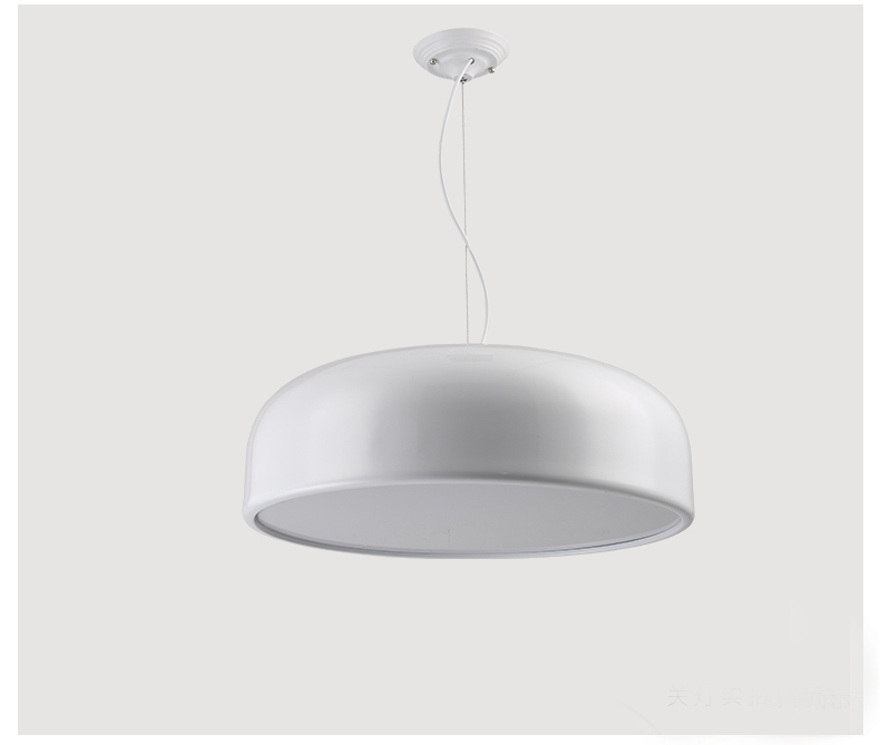 Подвесной светильник копия Smithfield by Flos D60 (белый)