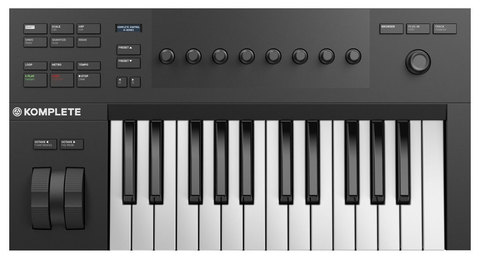 Native Instruments Komplete Kontrol A25 USB-MIDI контроллер