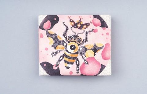 Экологичный бумажник New Beecomb