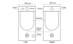 Гроутент Homebox AMBIENT Q100 (100x100x200)