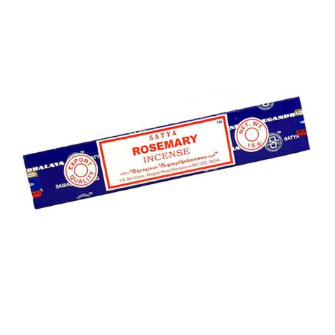 Индийские палочки Satya Rosemary