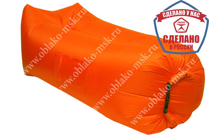 Надувной диван (Lamzac) Comfort Оранжевый