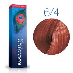 Wella Professional KOLESTON PERFECT 6/4 (Огненный мак) - Краска для волос