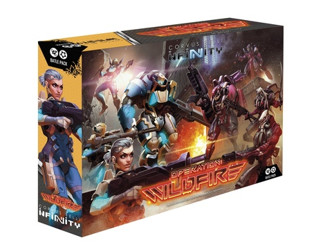 Operation Wildfire Battle Pack