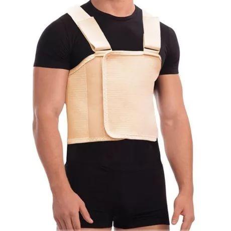 Бандажи для грудного отдела Мужской бандаж послеоперационный на грудную клетку пу.jpg