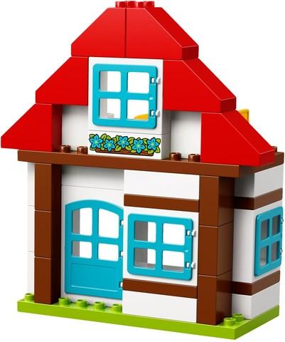 LEGO Duplo: День на ферме 10869 — Farm Adventures — Лего Дупло