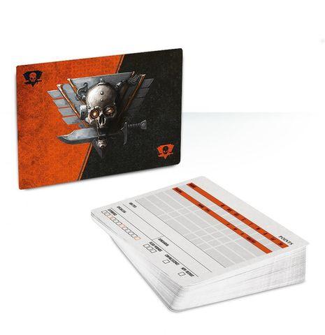 KILL TEAM DATA CARDS