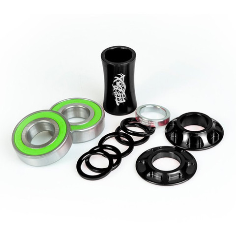 BMX Каретка TOTAL BMX Team Mid (Black)