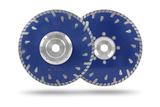 Диск алмазный для резки и шлифовки гранита GR/F 125D-3,0T-7W-M14