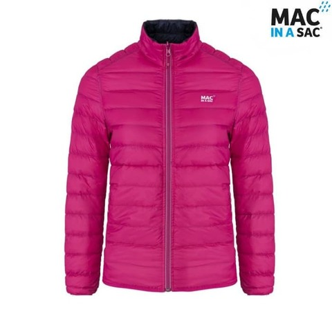 Пуховик Polar down jacket Fuchsia Mac in a Sac