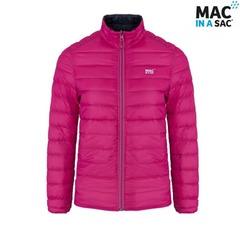 Пуховик Polar down jacket Fuchsia Mac in a Sac