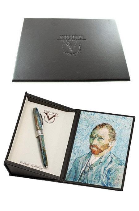 Visconti Van Gogh 2012, Portrait Blue (Vs-783/25F)