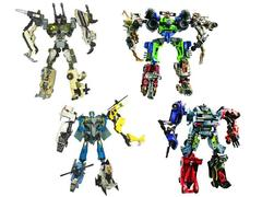 Combiner 5-Packs Series 02 Revision 02