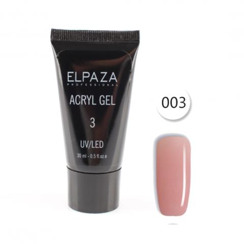 Acryl gel Elpaza, 30 мл | 003