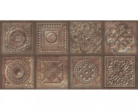Декор Idalgo Toledo Dark (Azori) (31,5х63 см) коричневый (шт.)