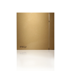 Вентилятор накладной S&P Silent 100 CZ Design 4C Gold