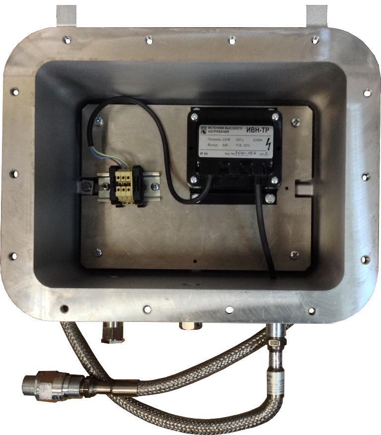ИВН-ТР-1ExdIIBT5, взрывонепроницаемая оболочка CCFE-3B
