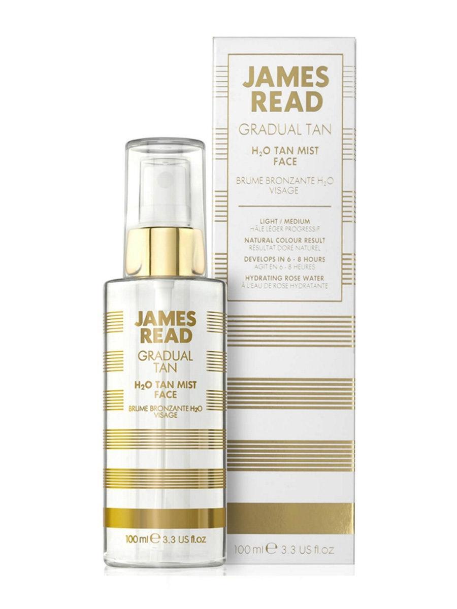 Спрей освежающий для лица James Read Gradual Tan H2O Tan Mist Face 100 мл
