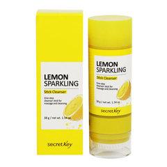 Secret Key Lemon Sparkling Stick Cleanser - Очищающий стик с экстрактом лимона