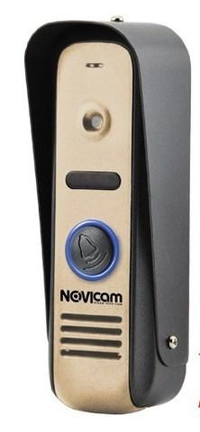 Вызывная панель Novicam MASK GOLD (ver.4608)