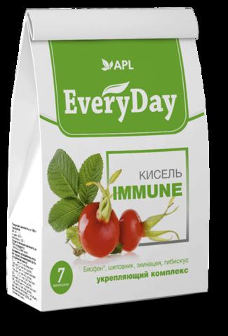 APL Every Day. Кисель Immune с укрепляющим комплексом и биофеном