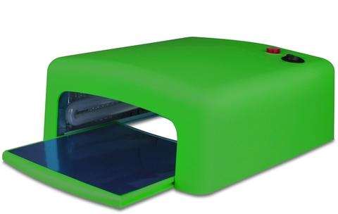 УФ лампа 36 вт. Цвет Зеленый