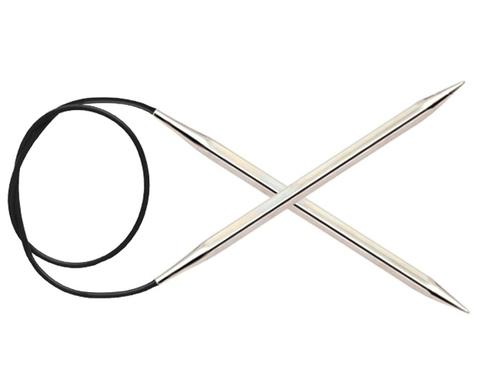Спицы KnitPro Nova Cubics круговые 8 мм/40 см 12164