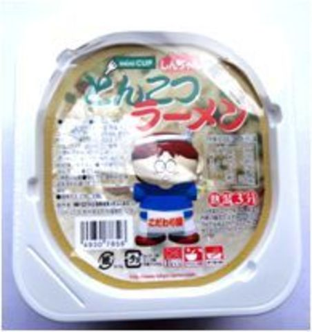 Лапша TOKYO NOODLE вкус свинины