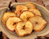Яблоки сушёные дольками