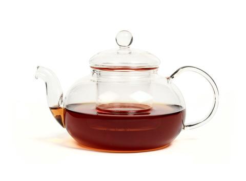 Чайник из жаропрочного стекла 900 мл