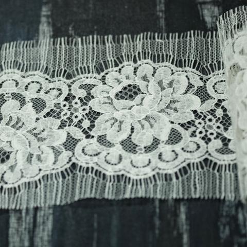 Кружево SH Chantilly Cotton Naturel 187040-G