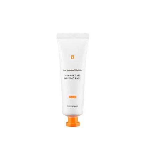 Ночная маска TOSOWOONG Vitamin Sleeping Pack 50ml