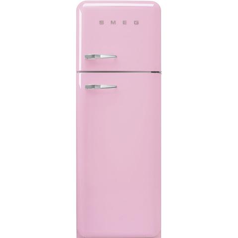 Холодильник с верхней морозильной камерой Smeg FAB30RPK5