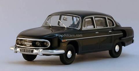 Tatra 603 black 1:43 Kultowe Auta PRL-u №22